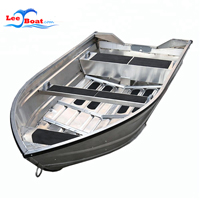 all welded aluminum v hull fishing boats