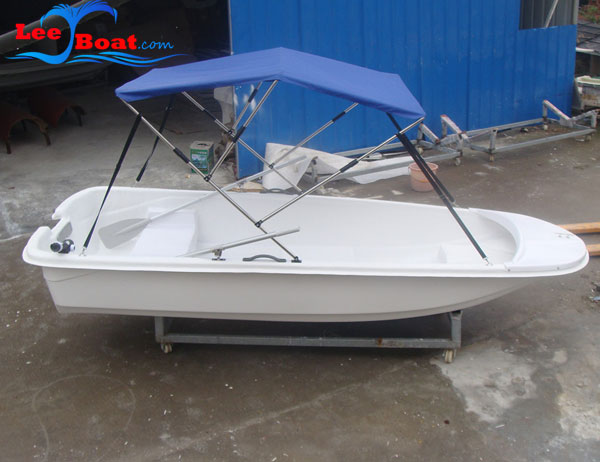 Small Fiberglass/ FRP Dinghy